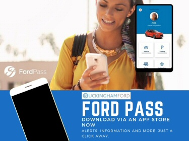 Download the FordPass App