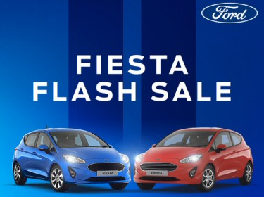 Fiesta Flash Sale