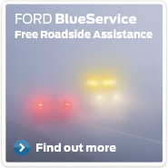 FREE Breakdown Cover with any Ford service