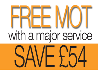 FREE MOT with Service