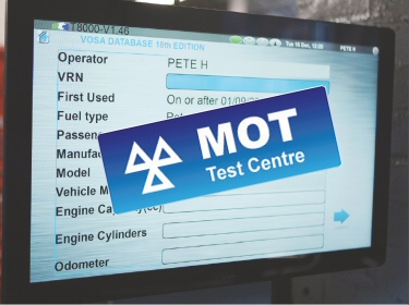 ££24.85  off an MOT