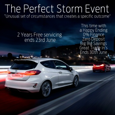 Perfect Storm - Special Offers