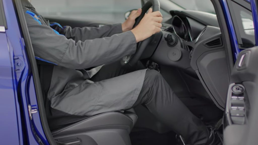 How Can I Adjust My Steering Wheel And Chair?