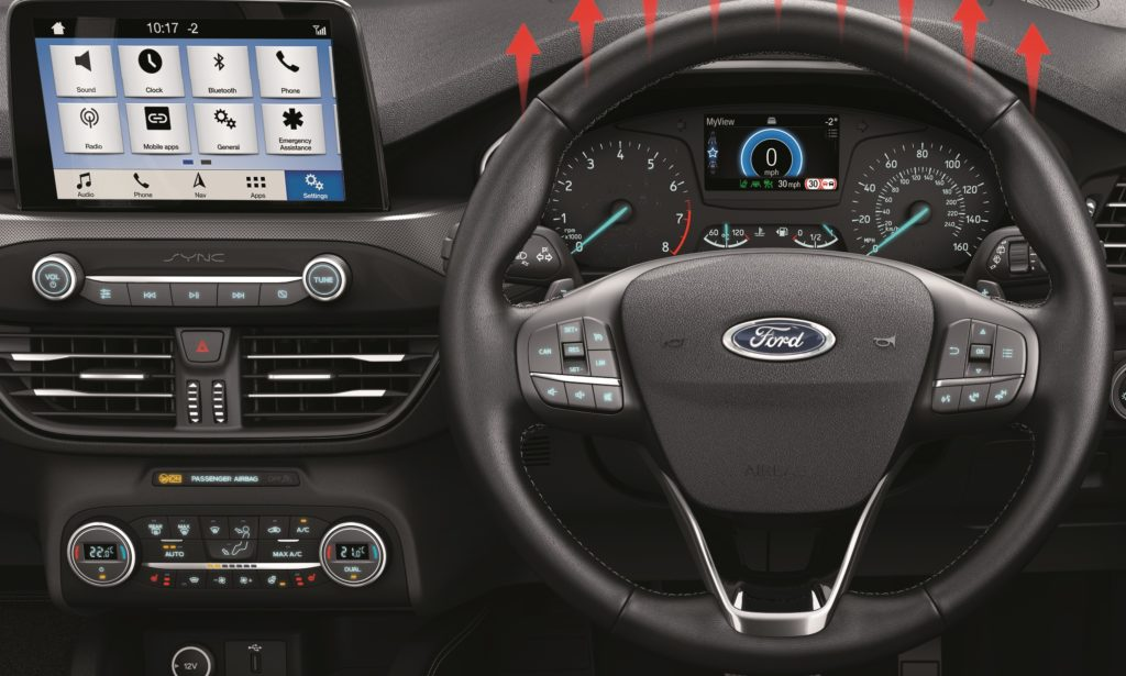 How can I disconnect my phone from my Ford?