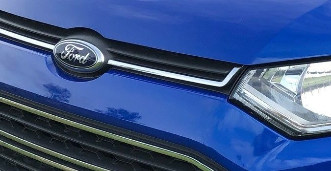 How do I open the bonnet of my Ecosport?