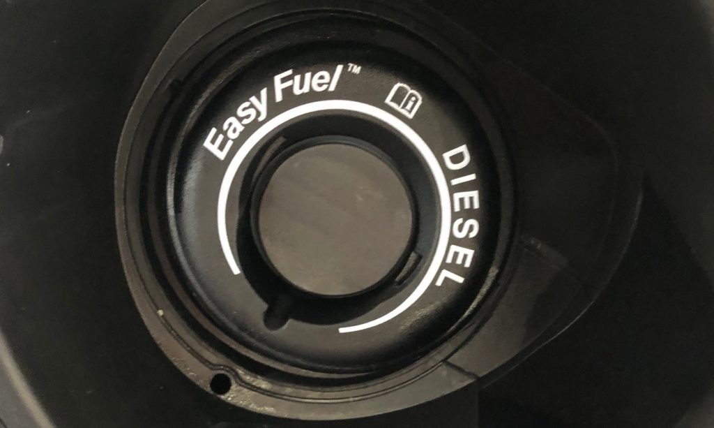 What is Ford Easy Fuel?