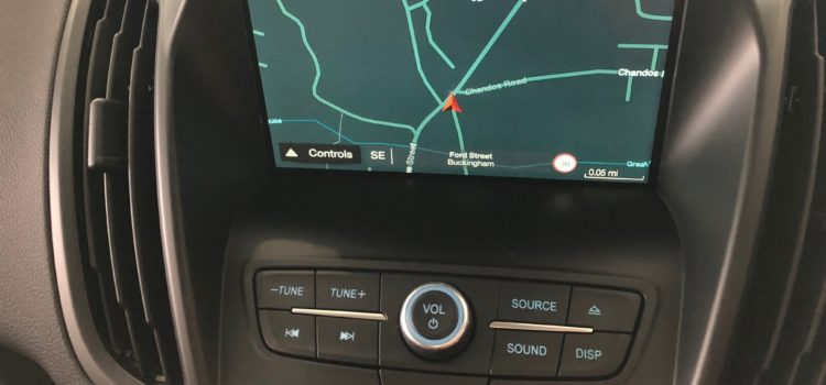 What is the Recreational section of the Navigation system?