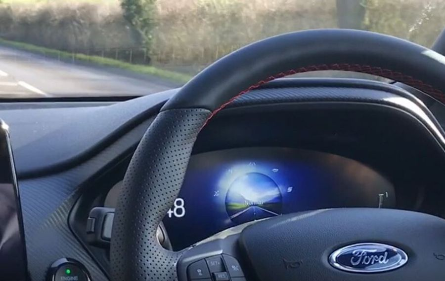 What are the New Puma Selectable Driving Mode's?