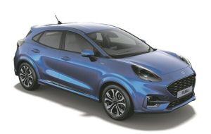 New Ford Puma Hybrid