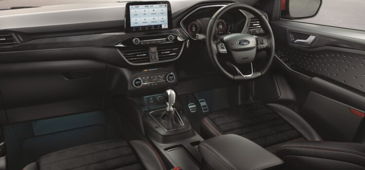 How do I work SYNC 3 Navigation in my Kuga?