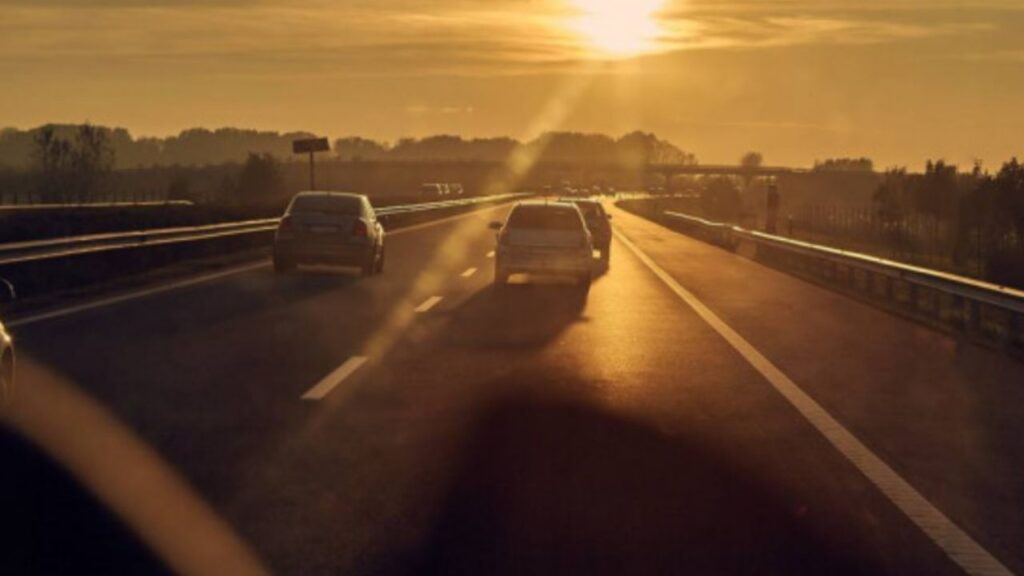 How Can I Keep Safe When Driving In The Low Sun?