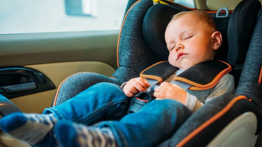 What car seat should my child be using?