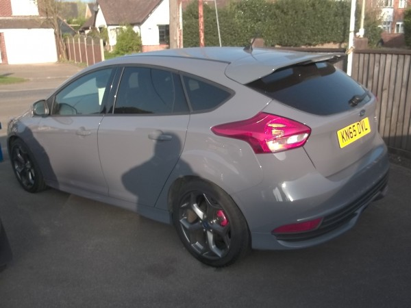 Ford Focus ST3 2.0 250ps