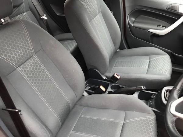 Ford Fiesta Zetec 1.25 5 door