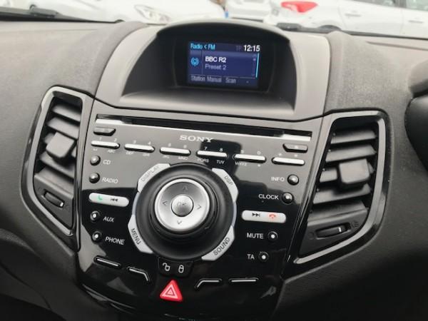 Ford Fiesta Titanium 1.0 Ecoboost