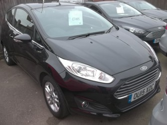 Ford Fiesta 1.25 Zetec 3 Door
