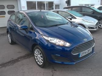 Ford, Fiesta, Style 1.25 3 Door