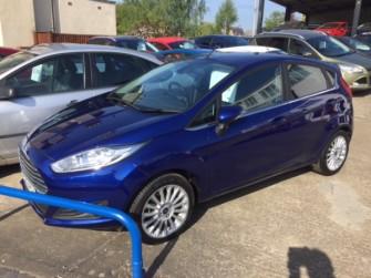Ford, Fiesta, 1.0 Titanium 5 Door