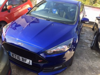 Ford, Focus, St2