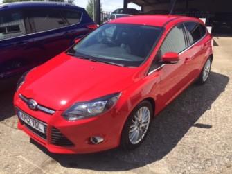 Ford, Focus, 1.6 Tdci Zetec