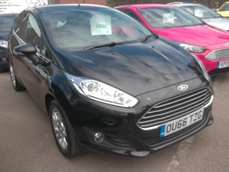 Ford Fiesta Zetec 1.25 3 Door