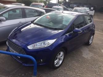 Ford, Fiesta, 1.25 Zetec