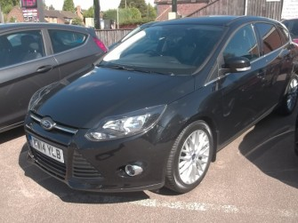 Ford Focus Zetec 1.0 Ecoboost 5 door