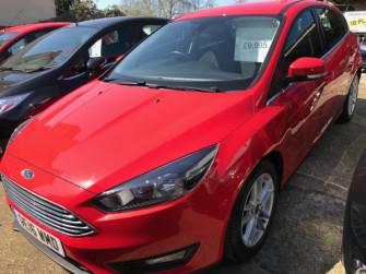 Ford, Focus, Zetec