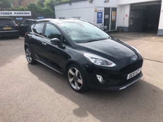 Ford Fiesta Active X