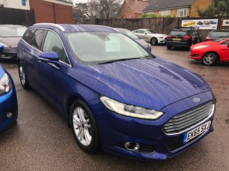 Ford Mondeo Titanium Estate