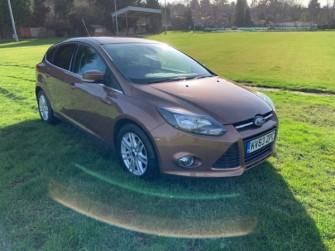 Ford, Focus, Titanium