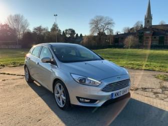 Ford, Focus, Titanium X