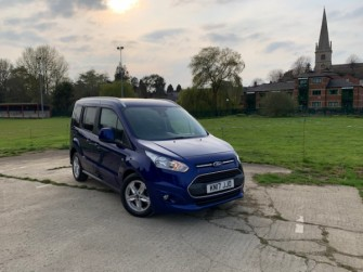 Ford , Tourneo Connect, Titanium