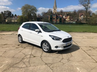 Ford, KA Plus, Zetec