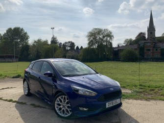 Ford , Focus, ST-Line