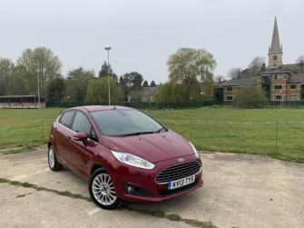 Ford , Fiesta , Titanium