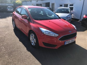 Ford, Focus, Style