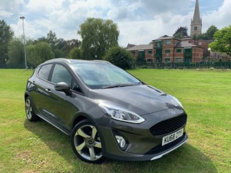 Ford  , Fiesta Active, X