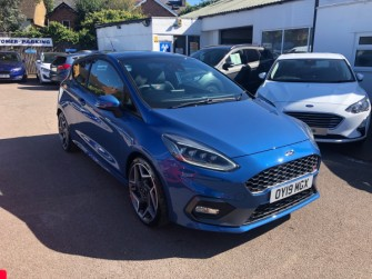 Ford, Fiesta ST, ST-3