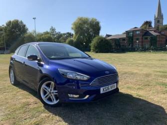 Ford  , Focus , Titanium
