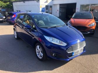 Ford, Fiesta, Zetec 1.25