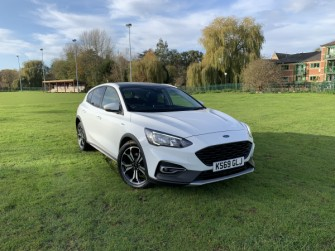 Ford  , Focus , Active X