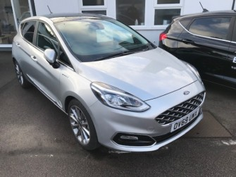FORD Fiesta Vignale 1.0 140 5 dr
