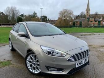 Ford   , Focus  , Titanium X