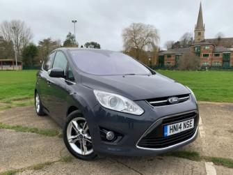 Ford   , C-Max, Titanium X