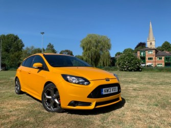 Ford, Focus, ST-2