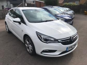 Vauxhall Astra 1.4 SRi 5 door