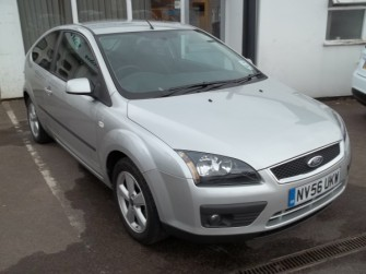 Ford Focus 1.8 Zetec 3 Door