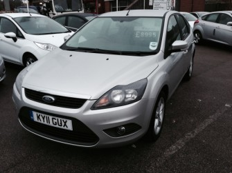 Ford, Focus, Zetec 1.6 5 Door