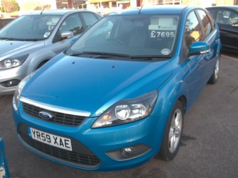 Ford, Focus, Zetec 1.6 Tdci 5 Door